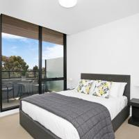 One Bedroom Apartment - Bedroom  | Claytons Serviced Apartments