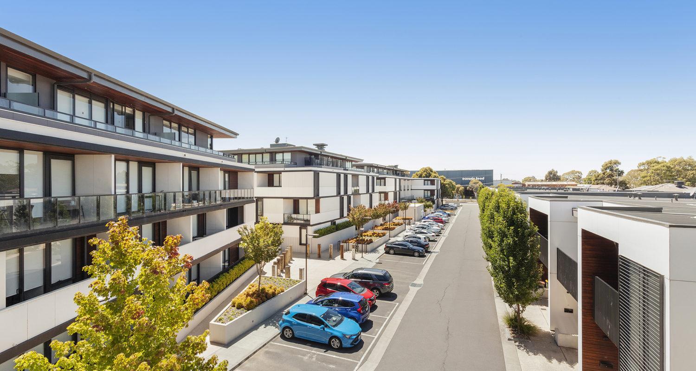 Clayton Serviced Apartments - Balcony view